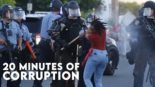 40+ New Police Brutality videos emerge during the George Floyd Protests