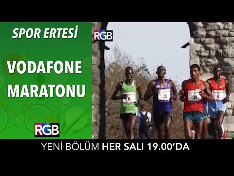 39. Vodafone İstanbul Maratonu I Spor Ertesi