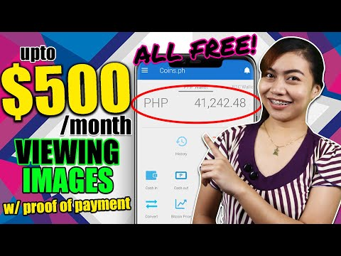EARN UPTO $500 / MONTH BY VIEWING IMAGES | Hashingadspace.com Review