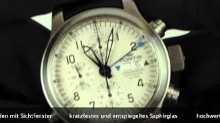Fortis B-42 Flieger Chronograph Alarm 636.10.12 L 01 www.olfert-co.de