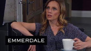 Emmerdale - Jamie and Andrea Are Split About Millie's Education