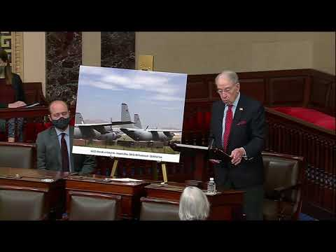 Grassley Highlights the Importance of the False Claims Act