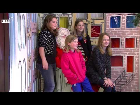 Kerstmarkt op de st Bavo school | KikkeTV KIDS