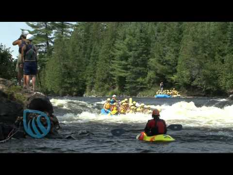 High Adventure Whitewater Rafting on the Ottawa River