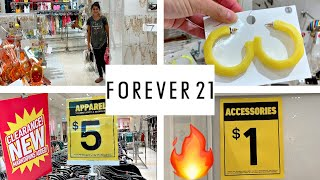 FOREVER 21 CLOSING DOWN SALE??? $5 AND UNDER SHOES, CLOTHES + HANDBAGS!!!
