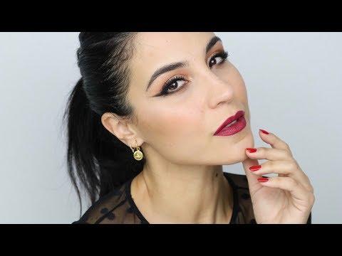 Maquillaje de Fiesta con productos Low Cost | Eyeliner Difuminado