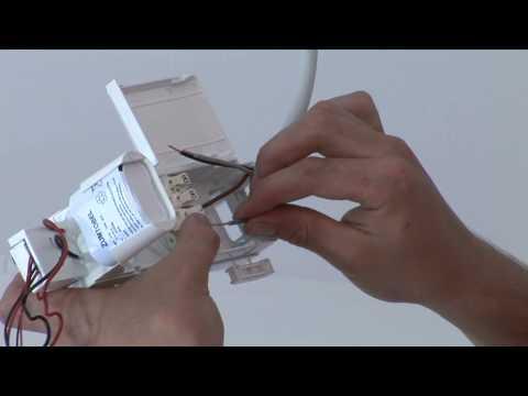 Zumtobel Lighting Resclite Led Emergency Lighting Youtube