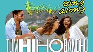 Tumhi Ho Bandhu (Karaoke) | Cocktail | Saif Ai Khan, Deepika Padukone & Diana Penty