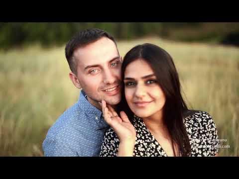 Шикарное романтическое предсвадебное видео. Свадебная лавстори. Love story. - Видео онлайн