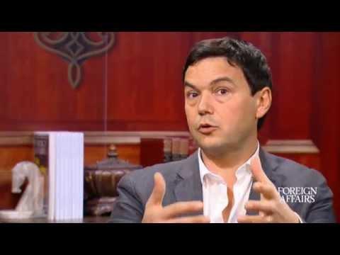 Thomas Piketty on Economic Inequality