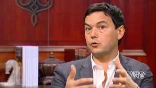 Thomas Piketty on Economic Inequality