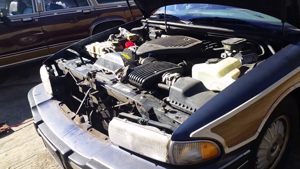 Buick Roadmaster Airbag Horn Problems 2 27 16  YouTube