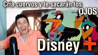 """Disney+ AGREGA ADVERTENCIA a sus Películas """"INCORRECTAS"""" del PASADO. IvanchoV"""