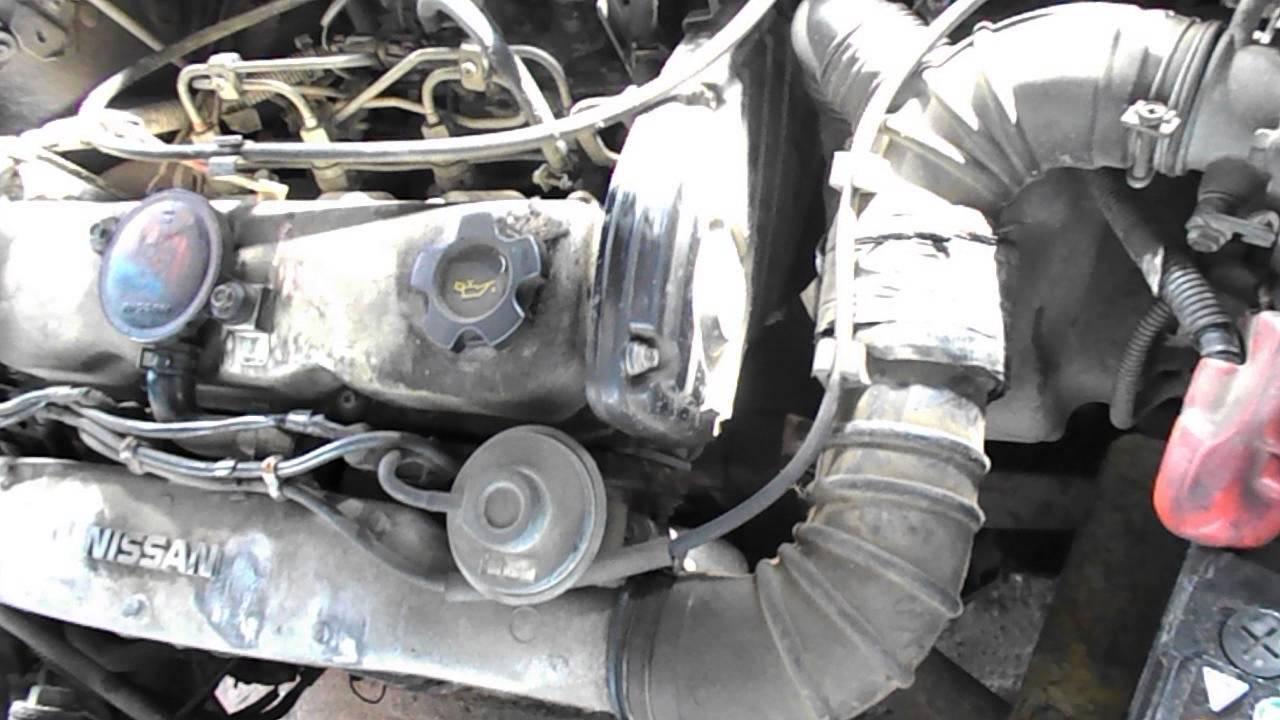 трудный пуск двигателя nissan primera 1997