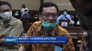 Benny Tjokro Sebut Grup Bakrie Terlibat Di Kasus Jiwasraya