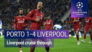 Porto vs Liverpool (1-4) | UEFA Champions League Highlights