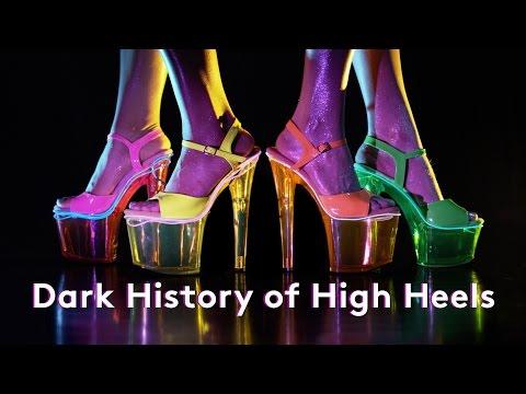 The Dark History Of High Heels w/ Dorian Electra (Music Video)