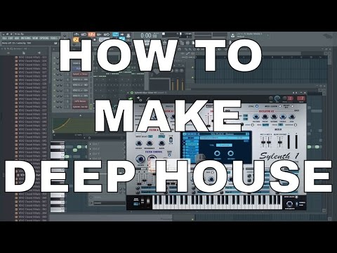 How to make a Deep House loop + 100 Deep House kicks