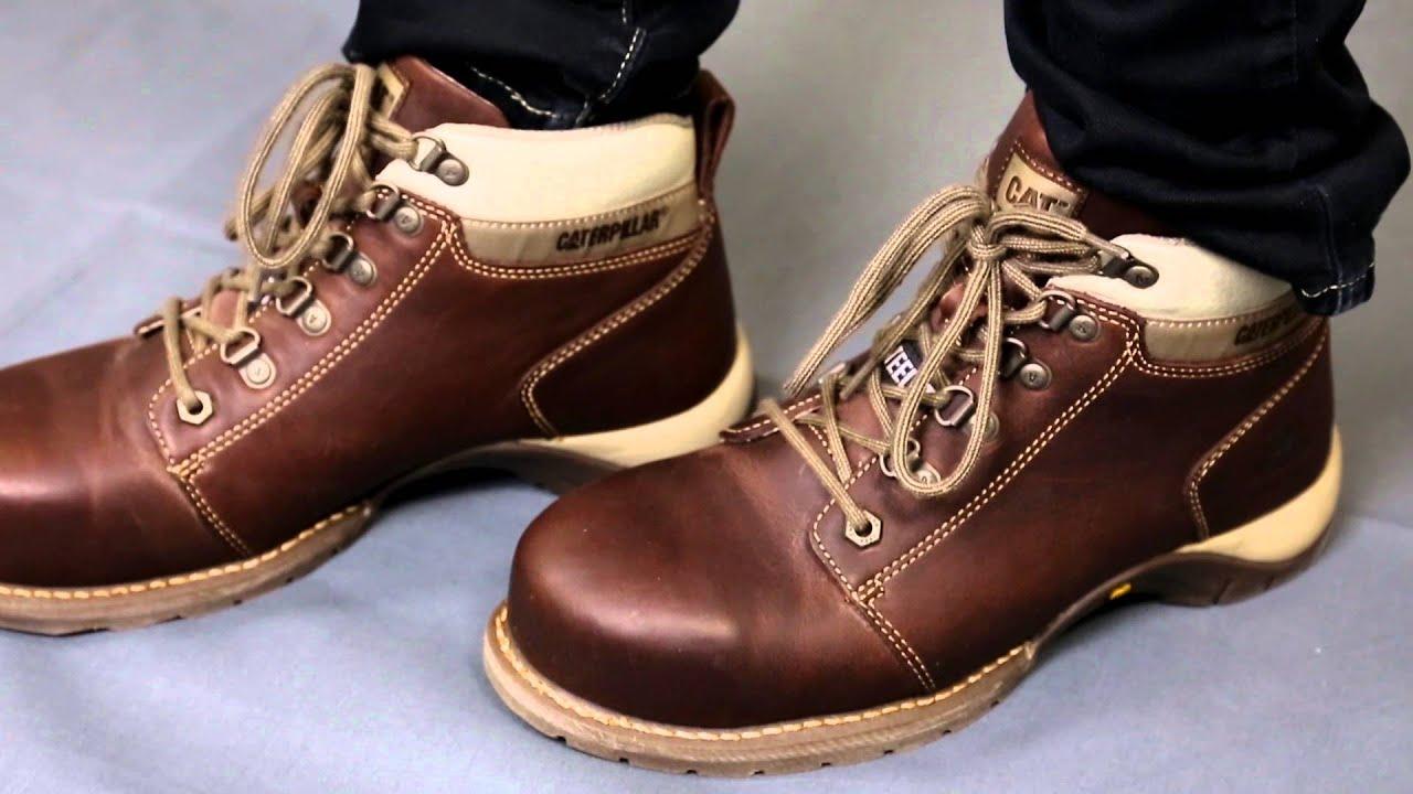 Caterpillar Boots: Women's Carlie Steel Toe 89674 Hiking ...