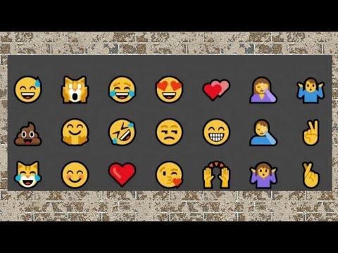 Smileys am Pc einfügen | Bildschirmtastatur - YouTube