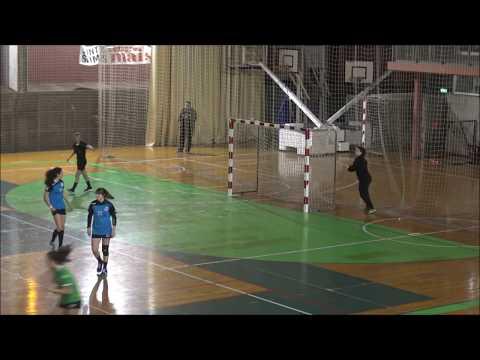 HandLeça Cup 2019: CA Leça - ND Santa Joana Juv.Fem.