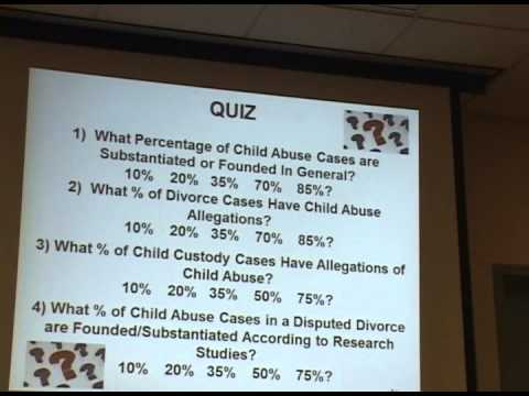 """Child Custody Issues"" - Dr. Robert Geffner, Ph.D., ABN, ABPP - 10/2/14"