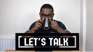 LET US TALK 🙂👌 | Nigerian Food Channel VLOG