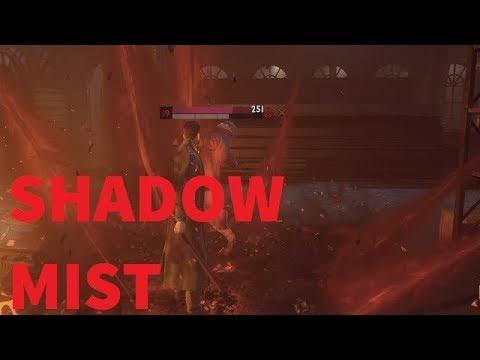 Vampyr - Shadow Mist Skill