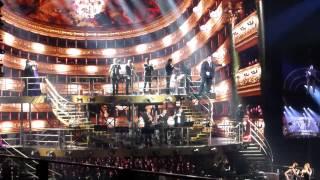 Robbie Williams No One Likes A Fat Pop Star 8.5.14 Düsseldorf live