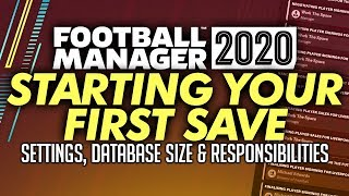 football-manager-2020-starting-your-first-save-game---tips-and-tricks-fm20-gameplay