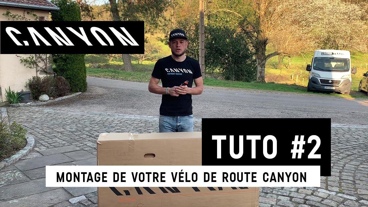 Download TUTO Canyon #2 - Montez votre vélo de route avec Steve Chainel