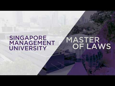 SMU Master of Laws in Cross-Border Business and Finance Law in Asia (LLM)