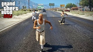 GTA 5 Roleplay - DOJ 256 - Dumb Joggers (Criminal)