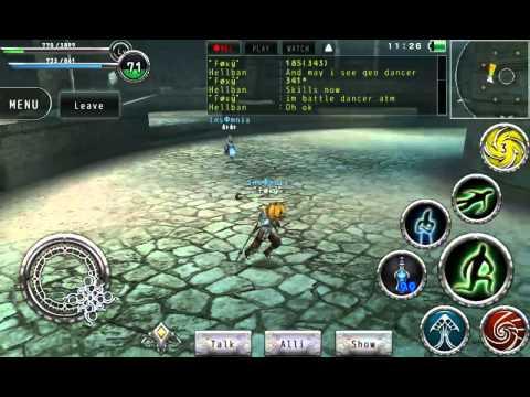 Avabel Online PvP: Battle Dancer Vs. Gladiator #13