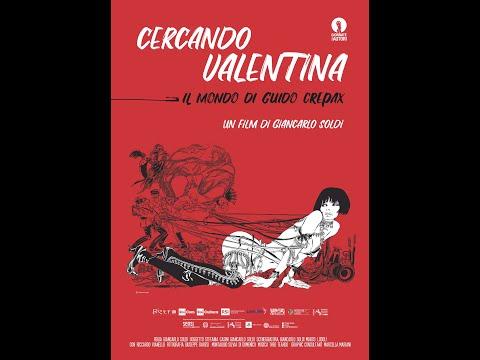 CERCANDO VALENTINA - IL MONDO DI GUIDO CREPAX | trailer ufficiale