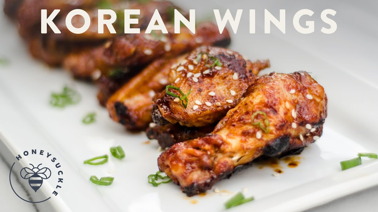 Korean chicken wings recipe - photo#5
