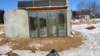 Earthship Chicken Coop 2