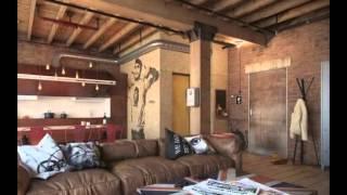 Мужской интерьер квартиры