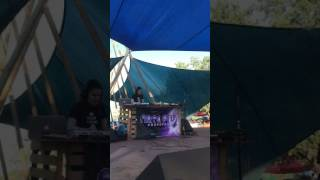 DJ Hey live at the ArtePad Festival (July 30th, 2017, part 2)