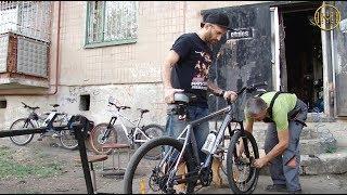 Pedallar orqasida mahalliy tarixi velosiped minib, ta'mirlash va bepul kino: ''Druzbik'' taklif festival