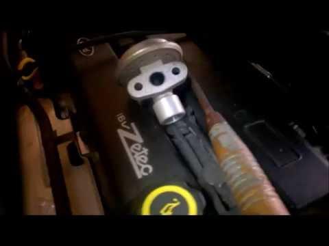 Ford Mondeo MK2- EGR Valve Cleaning @1.8 Zetec Engine!