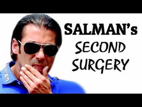 Salman Khan Undergoes SECOND Surgery For Trigeminal Neuralgia