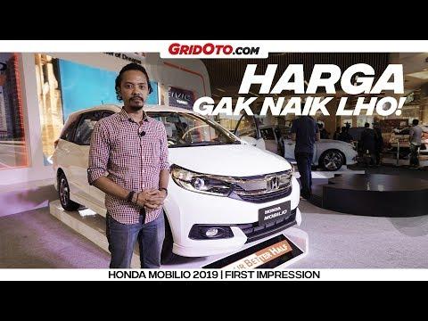Minor Change Honda Mobilio 2019 L First Impression L GridOto