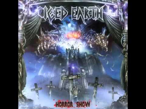 Iced Earth - Frankenstein (with lyrics)