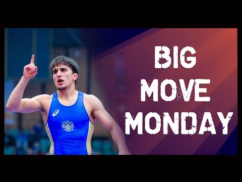 Big Move Monday -- Imam ADZHIEV (RUS) -- 2017 U23 European C'ships