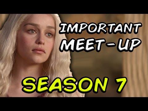 Season 7 Filming Leak Confirms Important Meet Up (Game of Thrones)