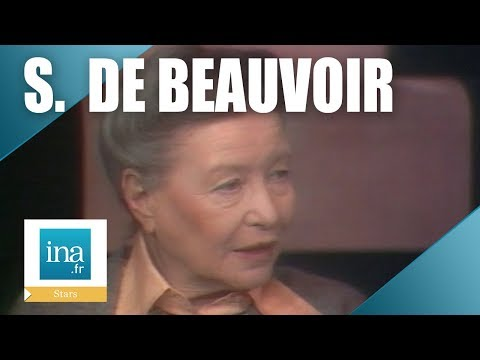 Qui était Simone de Beauvoir ? | Archive INA