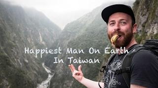 Happiest Man On Earth In Taiwan