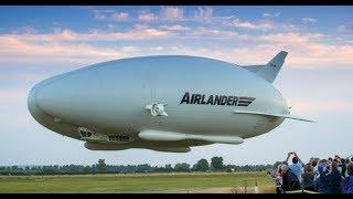 Самый большой дирижабль в мире Airlander