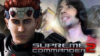 SUPREME COMMANDER 2 - EJERCICIOS NAVALES